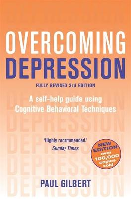 Overcoming Depression: A Books on Prescription Title - Overcoming Books (Paperback)