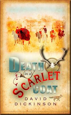 Death in a Scarlet Coat (Hardback)