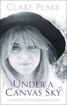 Under a Canvas Sky: Living Outside Gormenghast (Hardback)