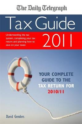 The Daily Telegraph Tax Guide, 2011 (Paperback)