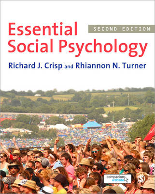 Essential Social Psychology (Paperback)
