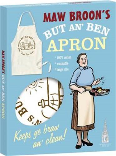 Maw Broon's But An' Ben Apron: A Braw Apron to Go with the Book! (Other merchandise)