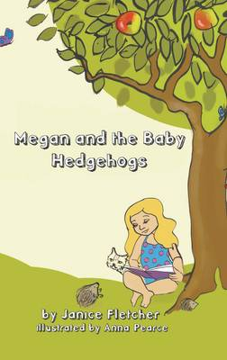 Megan and the Baby Hedgehogs (Paperback)