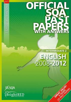 English Intermediate 2 SQA Past Papers 2012 (Paperback)