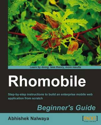 Rhomobile Beginner's Guide (Paperback)