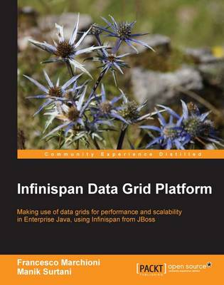 Infinispan Data Grid Platform: Making Use of Data Grids for Performance and Scalability in Enterprise Java, Using Infinispan from JBoss (Paperback)