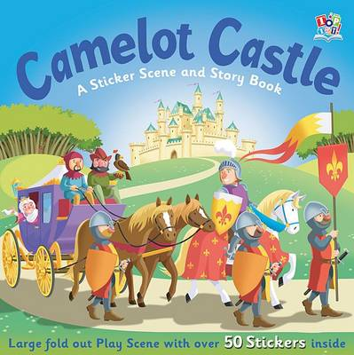 Camelot Castle - Sticker Story Activity Books (Novelty book)