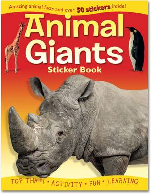 Animal Giants (Paperback)