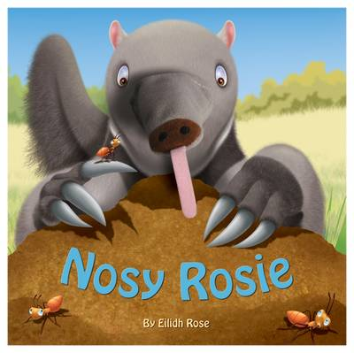 Nosy Rosie - Finger Puppet Books (Mixed media product)
