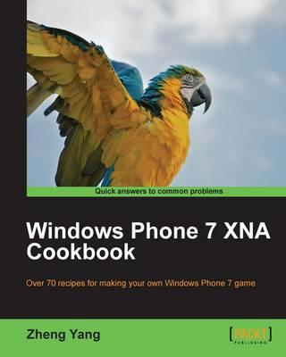 Windows Phone 7 XNA Cookbook (Paperback)