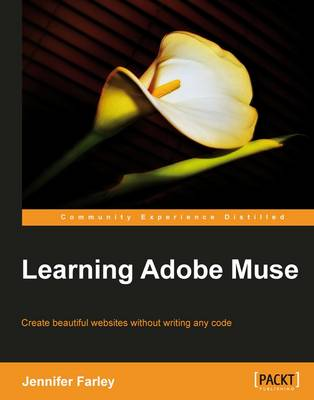 Learning Adobe Muse (Paperback)