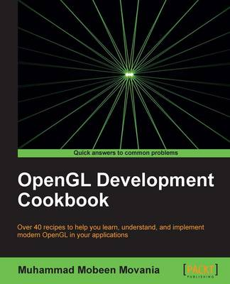 OpenGL Development Cookbook (Paperback)