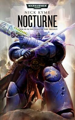 Nocturne - Tome of Fire 3 (Paperback)