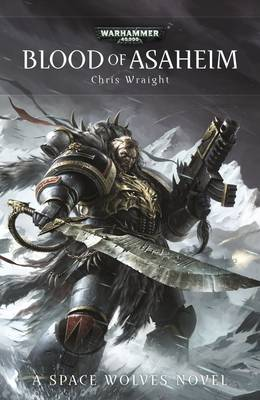 Blood of Asaheim - Space Wolves 1 (Paperback)