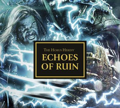 Echoes of Ruin - The Horus Heresy (CD-Audio)