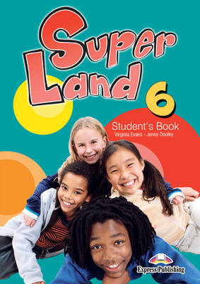 Superland 6 Student's Book (Egypt) (Paperback)