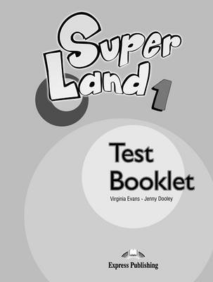 Superland 1 Test Booklet (Egypt) (Paperback)