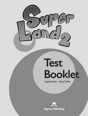 Superland 2 Test Booklet (Egypt) (Paperback)