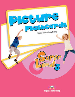 Superland 3 Picture Flashcards (Egypt) (Paperback)