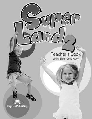 Superland 2 Teacher's Book (Egypt) (Paperback)