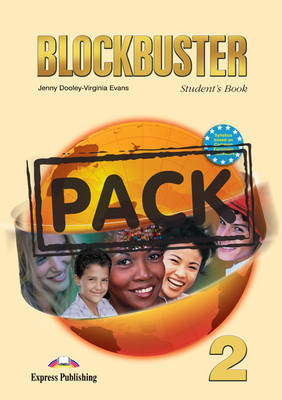 Blockbuster: Student's Pack 2 (Greece) Level 2 (Mixed media product)