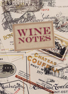 Wine Notes (Record book)