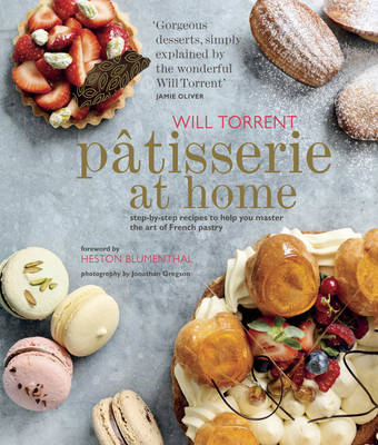 Patisserie at Home (Hardback)