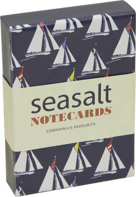 Sea Salt: Sailaway Classic Notecards (Cards)