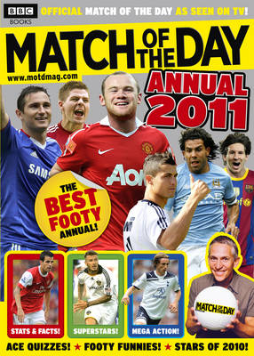 """Match of the Day"" Annual 2011 (Hardback)"