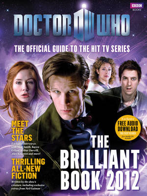 The Brilliant Book of Doctor Who 2012 - Doctor Who 162 (Hardback)