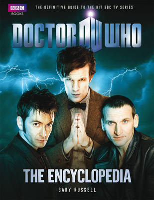 Doctor Who Encyclopedia (New Edition) - Doctor Who 158 (Hardback)