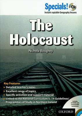 Secondary Specials! +CD: History - the Holocaust (Mixed media product)