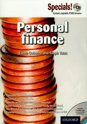Secondary Specials! +CD: PSHE - Personal Finance (Mixed media product)