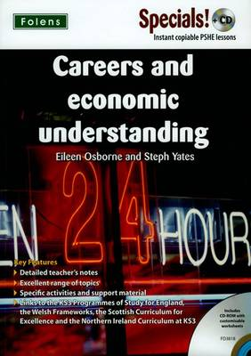 Secondary Specials! +CD: PSHE - Careers and Economic Understanding (Mixed media product)