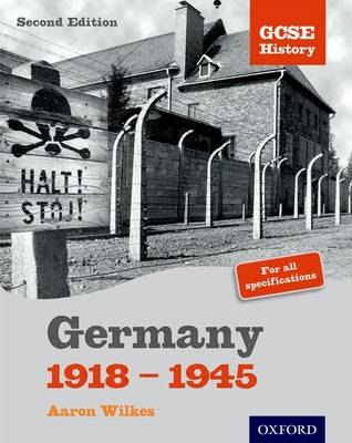 GCSE History: Germany 1918-1945 Student Book (Paperback)