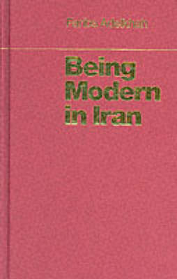 Cover Being Modern in Iran