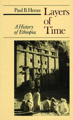 Cover Layers of Time: History of Ethiopia
