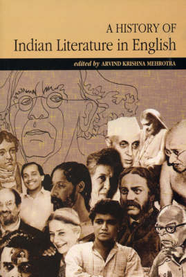Cover A History of Indian Literature in English