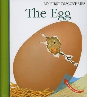 The Egg - First Discovery Series (Hardback)