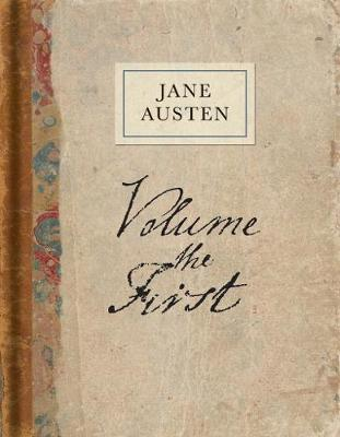 Volume the First: A Facsimile (Hardback)