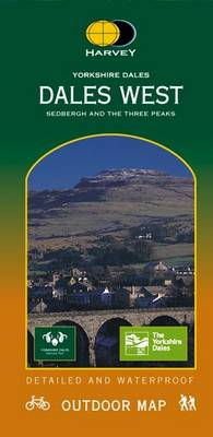 Yorkshire Dales: Dales West: Sedbergh and the 3 Peaks (Paperback)