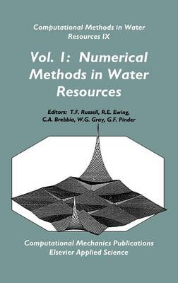 Computational Methods in Water Resources IX: Two Volume Set
