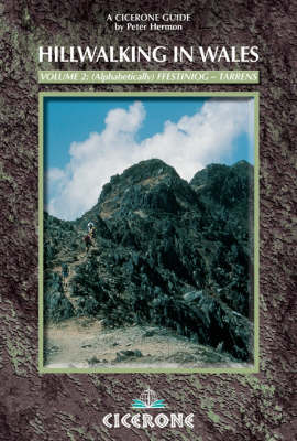 HIllwalking in Wales (Paperback)