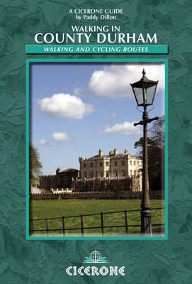 Walking in County Durham: Land of the Prince-Bishops (Paperback)