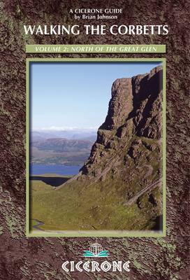 Walking the Corbetts Vol 2 North of the Great Glen: Volume 2 (Paperback)