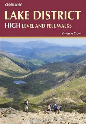 The Lake District: High Level and Fell Walks: 30 Best Fell Walks (Paperback)
