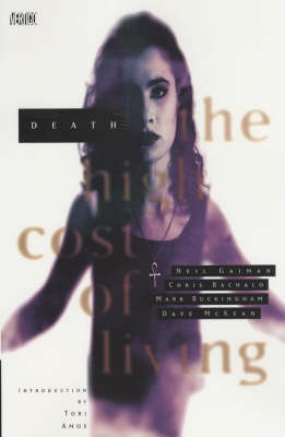 Death: the high cost of living (Paperback)