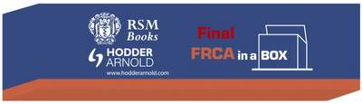 Final FRCA in a Box (Paperback)