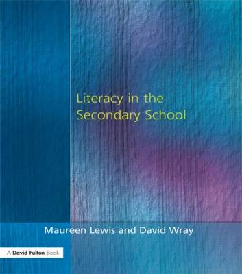 Literacy in the Secondary School (Paperback)