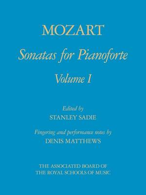 Sonatas for Pianoforte: v. 1 - Signature Series (ABRSM) (Hardback)
